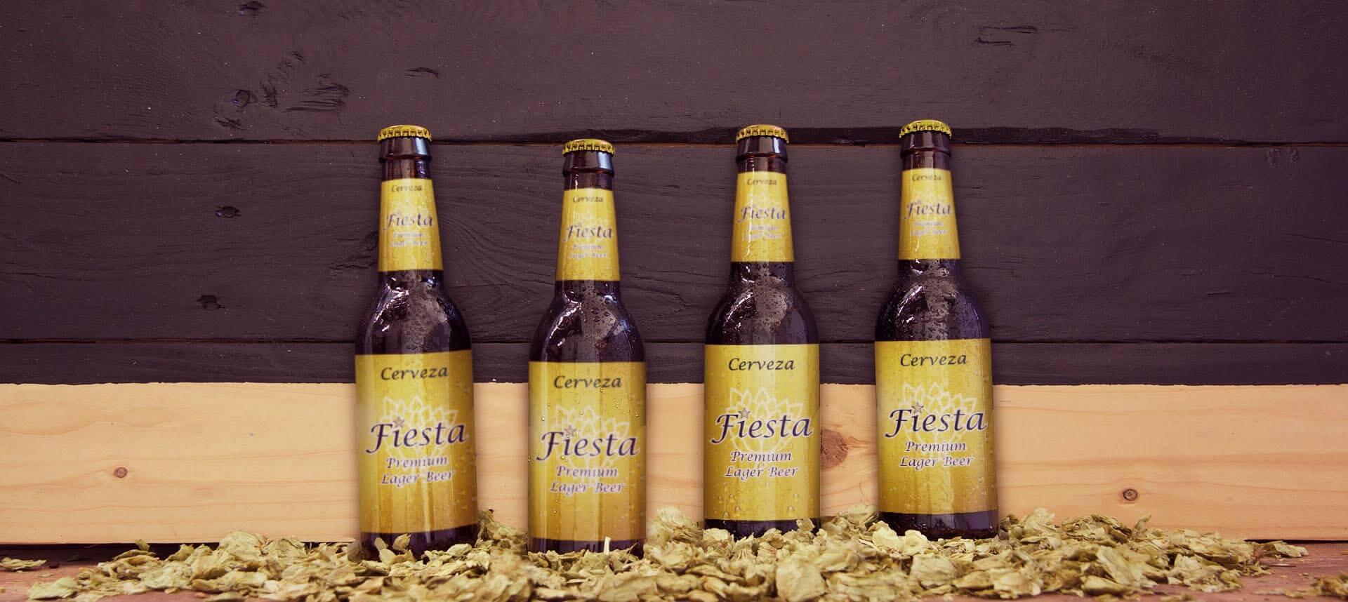 Fiesta Cerveza Banner